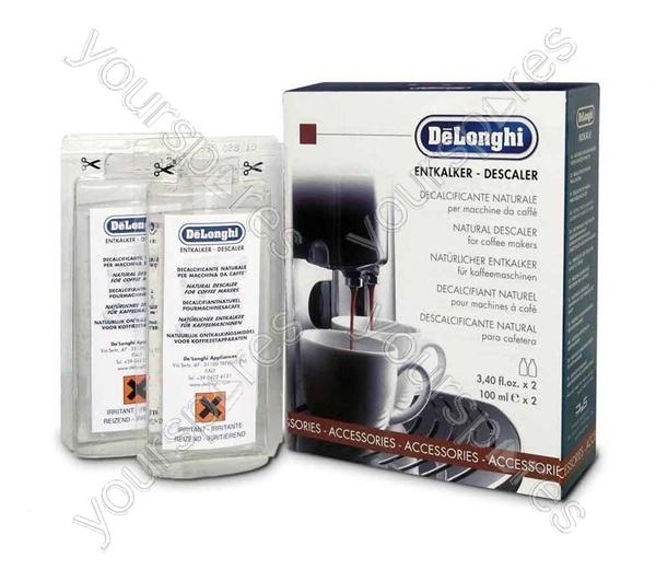delonghi coffee machine descaler