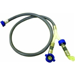 Indesit Washing Machine 'Y' Fill Hose - 1200MM