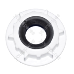 Hotpoint FDW60 Dishwasher Top Spray Arm Fixing Nut with Seal
