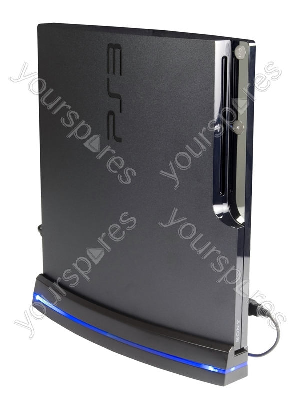 Ps3 Cooling Fan : Ps slim cooling fan vertical stand by logic