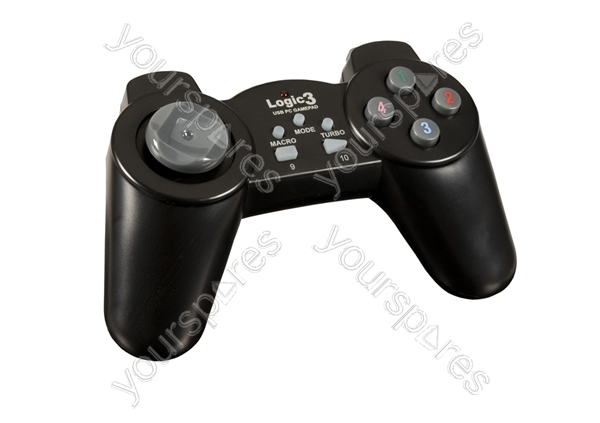 Logic3 usb pc gamepad driver