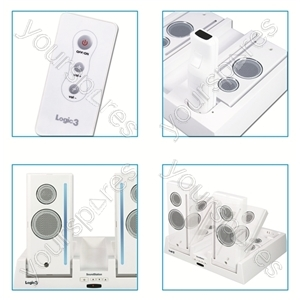 Wii SoundStation Speaker/Dock