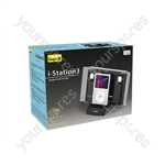 i-Station3  - (Euro Version)  (UK Version)  Black