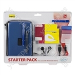 DSi Xl Starter Pack - Blue