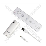 Wii Remote Battery Pack