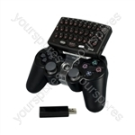 PS3 Wireless Keyboard