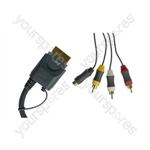 XB360 AV-S Video Cable