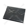 iPad Leather Case Stand - Black