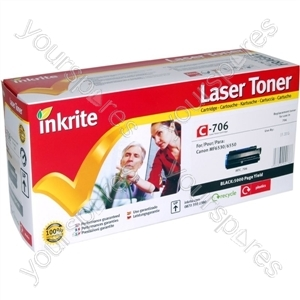 Inkrite Laser Toner Cartridge Compatible with Canon MF6530 MF6550 Black (0264B002AA)
