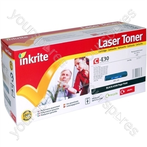 Inkrite Laser Toner Cartridge compatible with Canon E30 Black