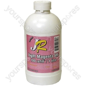 Just Refill 1 Litre Photo Magenta Universal Refill Ink