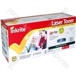 Inkrite Laser Toner Cartridge compatible with Canon FX8 (Cartridge T) Black