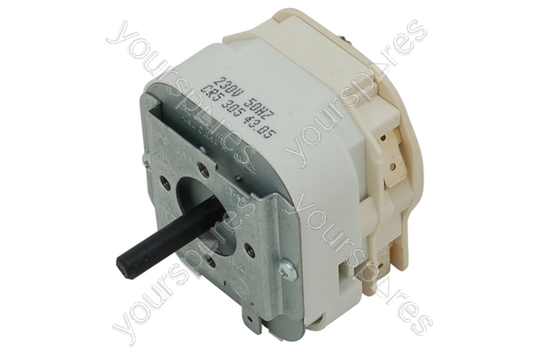 Spin Dryer Parts : Bosch wvf gb tumble dryer timer by