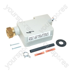 Bosch Dishwasher Aquastop Water Inlet Valve Kit