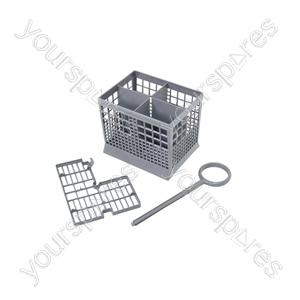 Bosch Dark Grey Dishwasher Cutlery Basket