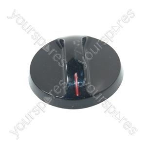 Bosch Black Cooker Control Knob