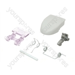 Door Handle Kit White