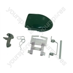 Door Handle Kit Green