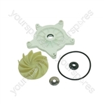Servis Dishwasher Seal-Impellor Kit