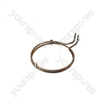 Bosch 2500 Watt Circular Fan Oven Element