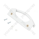Bosch White Refrigerator Door Handle