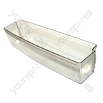 Bosch Clear Fridge Door Lower Bottle Shelf