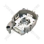 Bosch Washing Machine Carbon Brush and Tacho Motor End Frame