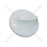 Hotpoint WA125UK Wash Timer Knob White