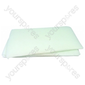 Filter Foam Cookerhood 150gr
