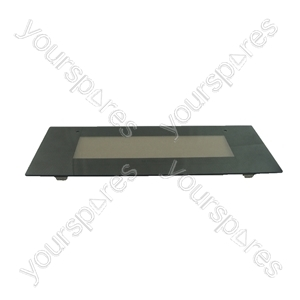 Hotpoint Top Door Glass Spares