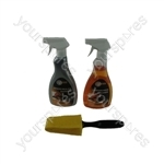 Universal Outdoor Accessories Lawnmower Cleaning Kit LMO005