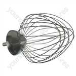 Kenwood Major Balloon 12 Wire Whisk Aluminium