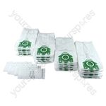 Miele Vacuum Bags Type U x 20 (Upright) + Filters *Free Delivery*