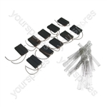 Dyson YDK Motor Replacement Carbon Brushes 20 Pack