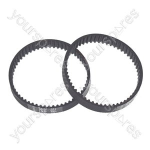 Dyson DC25 Vacuum Cleaner Toothed Drive Belts