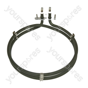 Belling Replacement Fan Oven Cooker Heating Element (2000w) (2 Turns)