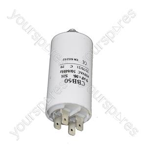 Universal 9UF Microfarad Appliance Motor Start Run Capacitor