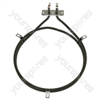 Hygena APL3391 Replacement Fan Oven Cooker Heating Element (2100w) (2 Turns)