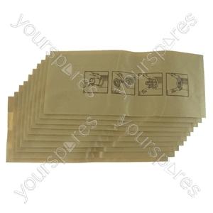 Electrolux 65 Series T43B Vacuum Cleaner Paper Dust Bags