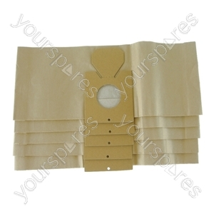 Hitachi Powerhouse CV5100 Vacuum Cleaner Paper Dust Bags
