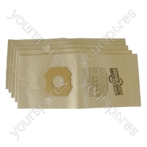 Hitachi Upright Vacuum Cleaner Paper Dust Bags