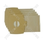 Electrolux Z355 Vacuum Cleaner Paper Dust Bags