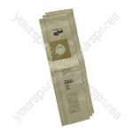 Kirby Legend 1 & 2 Heritage 2 Generation 3 Vacuum Cleaner Paper Dust Bags