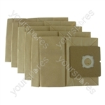Proaction Vc230 Vacuum Cleaner Paper Dust Bags