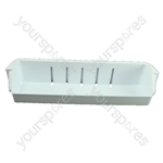 Ariston White Middle/Lower Fridge Bottle Shelf - 465 mm