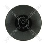 Indesit Group Timer knob graphite digit Spares