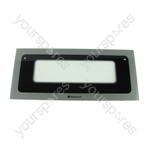 Outer Door Glass Top Graphite