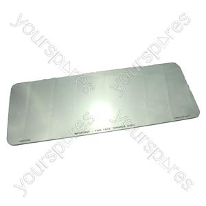 Hotpoint Top Oven Door Inner Glass Spares