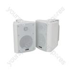 "BC6-W 6.5"" Stereo speaker, White"