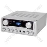 (UK version) Karaoke amplifier with display